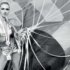 Candice Swanepoel Elle Brazil Magazine September 2012 [Photos] 020