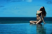 Izabel Goulart Cia Maritima Summer 2013 Bikini Photoshoot [Photos] - 001