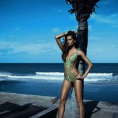Izabel Goulart Cia Maritima Summer 2013 Bikini Photoshoot [Photos] - 008