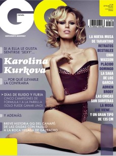 Karolina Kurkova for GQ Spain, September 2012 [Photos] - 005