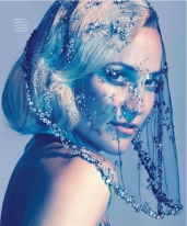 Kate Hudson Harper's Bazaar US October 2012 Photos - 001