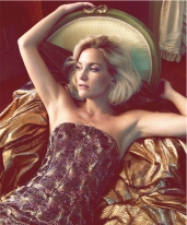 Kate Hudson Harper's Bazaar US October 2012 Photos - 002
