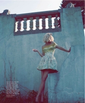 Kate Hudson Harper's Bazaar US October 2012 Photos - 004