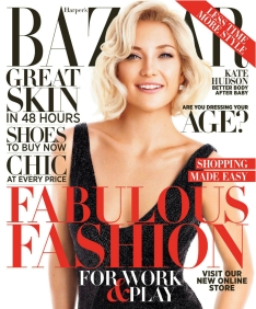 Kate Hudson Harper's Bazaar US October 2012 Photos - 006