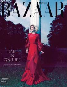 Kate Hudson Harper's Bazaar US October 2012 Photos - 007
