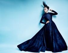 Keira Knightley Vogue US October 2012 [Photos] - 001
