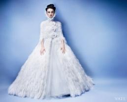 Keira Knightley Vogue US October 2012 [Photos] - 002