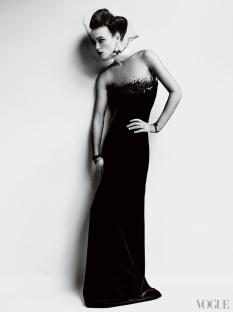 Keira Knightley Vogue US October 2012 [Photos] - 006