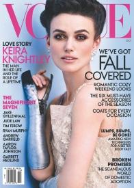 Keira Knightley Vogue US October 2012 [Photos] - 007
