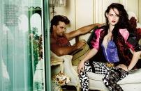 Kristen Stewart Vogue UK October 2012 [Photos] - 003