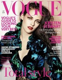 Kristen Stewart Vogue UK October 2012 [Photos] - 008