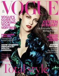 Kristen Stewart Vogue UK October 2012 [Photos] - 008