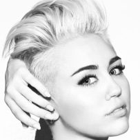 Miley Cyrus in New Photoshoot for MileyCyrus.Com [Photos] - 008