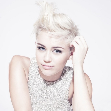Miley Cyrus in New Photoshoot for MileyCyrus.Com [Photos] - 009