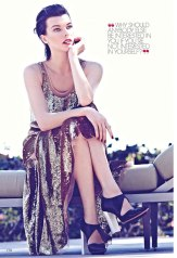 Milla Jovovich Flare Canada October 2012 [Photos] - 003