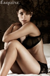 Morena Baccarin Esquire Magazine October 2012 [Photos] - 001