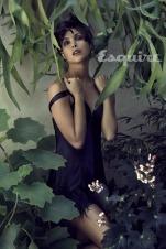 Morena Baccarin Esquire Magazine October 2012 [Photos] - 002