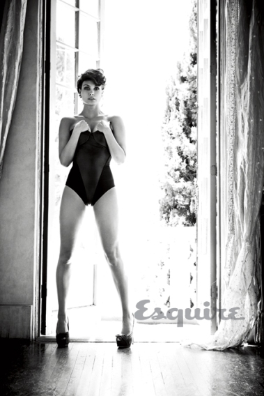 Morena Baccarin Esquire Magazine October 2012 [Photos] - 005