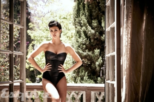 Morena Baccarin Esquire Magazine October 2012 [Photos] - 006