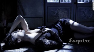 Morena Baccarin Esquire Magazine October 2012 [Photos] - 008