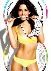 Sarah Shahi Maxim Magazine USA October 2012 [Photos] - 004