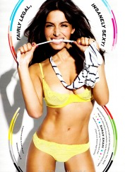 Sarah Shahi Maxim Magazine USA October 2012 [Photos] - 004