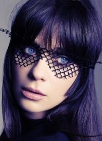 Zooey Deschanel – Tesh Photoshoot 2012 for Marie Claire 2012 [Photos] - 001