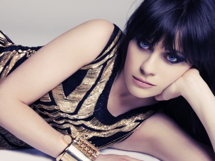 Zooey Deschanel – Tesh Photoshoot 2012 for Marie Claire 2012 [Photos] - 005