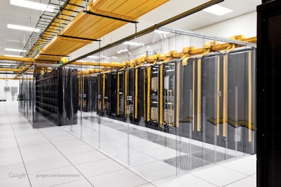 Amazing Photos from inside Google Data Centre, Plus Street View [Photos] 009
