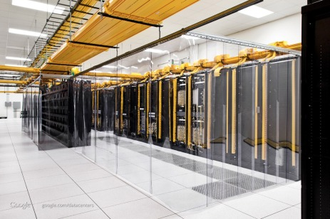 Amazing Photos from inside Google Data Centre, Plus Street View [Photos] 009