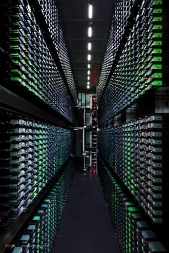 Amazing Photos from inside Google Data Centre, Plus Street View [Photos] 020