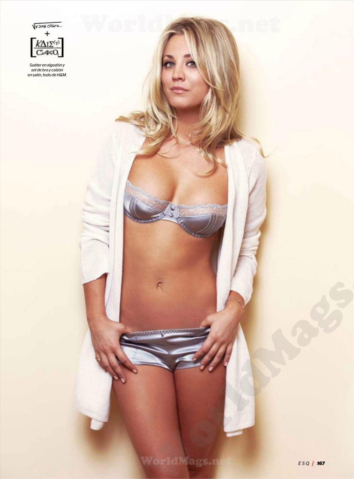 Big Bang Theory's Kaley Cuoco in Esquire Mexico October 2012 [Photos] 003