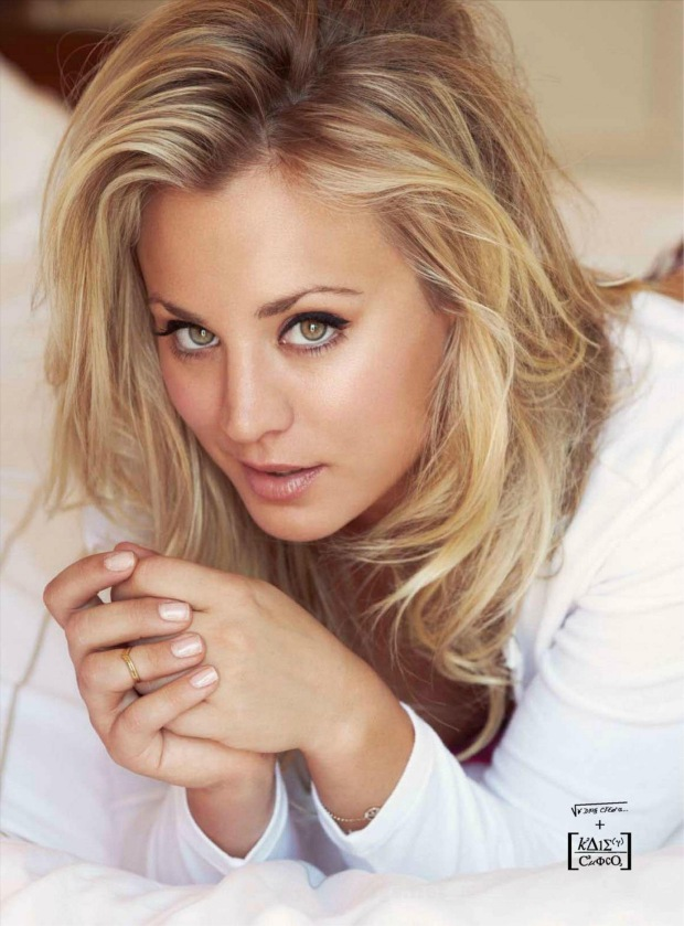 Big Bang Theory's Kaley Cuoco in Esquire Mexico October 2012 [Photos] 006