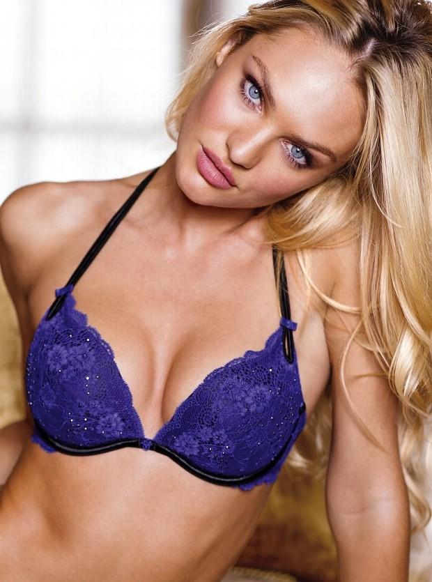 Candice Swanepoel New Victoria's Secret Lingerie Photoshoot 2012 [Photos] 005