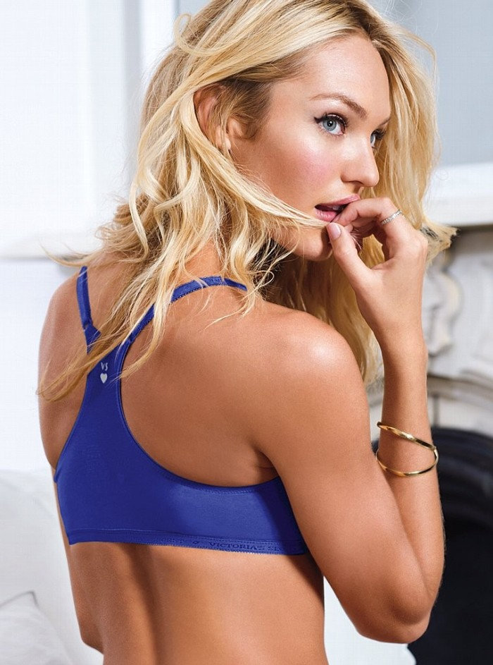 Candice Swanepoel New Victoria's Secret Lingerie Photoshoot 2012 [Photos] 011