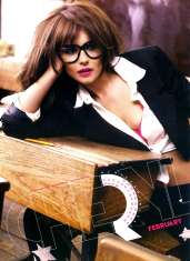Cheryl Cole's 2013 Calendar Revealed [Photos] 002