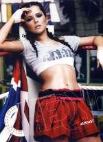 Cheryl Cole's 2013 Calendar Revealed [Photos] 008