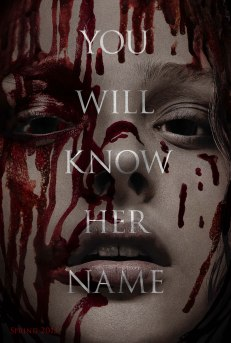 First Look at the 'Carrie' Remake [Movie Trailer] poster