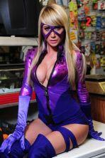 History of Sara Jean Underwood's Halloween Costumes [Photos] 006