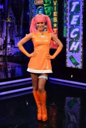 History of Sara Jean Underwood's Halloween Costumes [Photos] 011