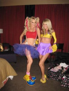 History of Sara Jean Underwood's Halloween Costumes [Photos] 019