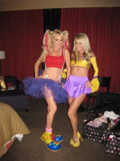 History of Sara Jean Underwood's Halloween Costumes [Photos] 019