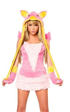 History of Sara Jean Underwood's Halloween Costumes [Photos] 036