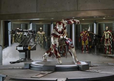 Iron Man 3 Brand New Photos and Details [Photos] 06
