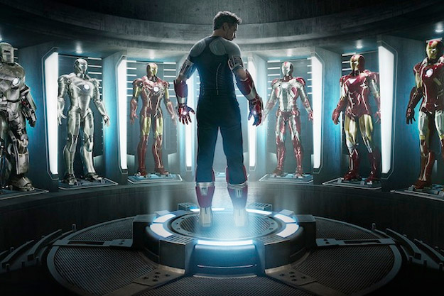 Iron man 3 Poster feature