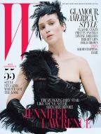 Jennifer Lawrence Goes Black Swan W Magazine [Photos] 001