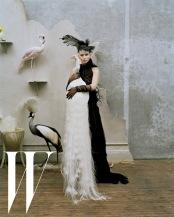 Jennifer Lawrence Goes Black Swan W Magazine [Photos] 002
