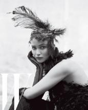 Jennifer Lawrence Goes Black Swan W Magazine [Photos] 004