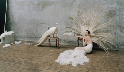 Jennifer Lawrence Goes Black Swan W Magazine [Photos] 006