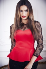 Kelly Brook Designs New Autumn:Winter 2012 Collection [Photos] 002